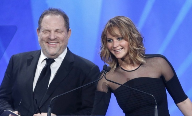 Harvey Weinstein era un perro: Jennifer Lawrence