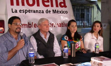 Jaime Bonilla en Nueva Esperanza