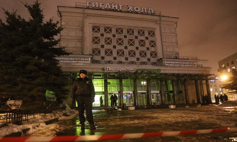 Para Putin, la explosión en San Petersburgo fue un
