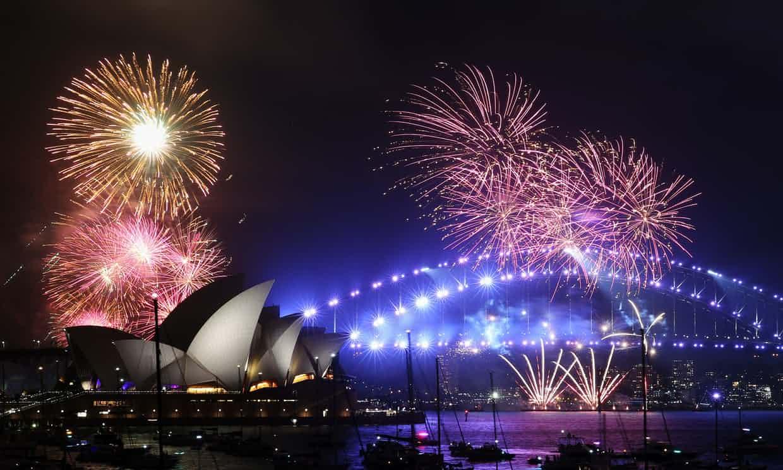 Primeros países en celebrar el Año Nuevo: Galería