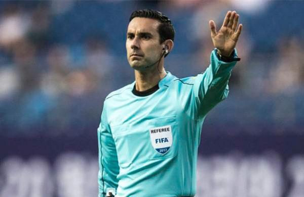 César Ramos pitará final del Mundial de Clubes