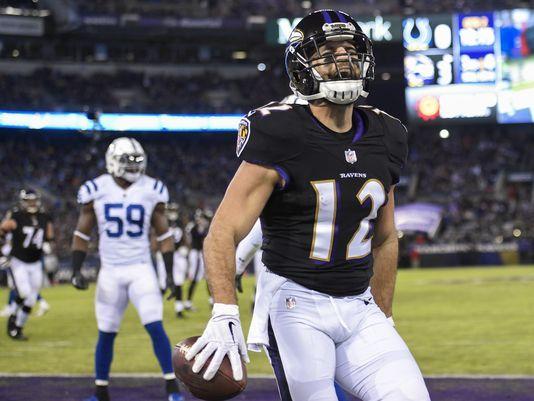 Flacco encabeza el triunfo de Ravens sobre Colts 23-16