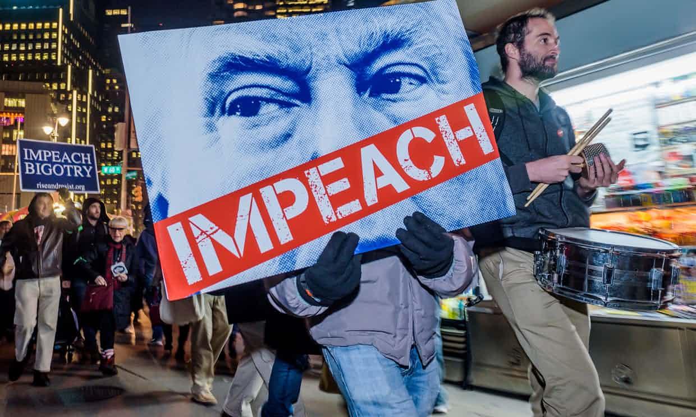 Fracasa intento de juicio político contra presidente estadounidense