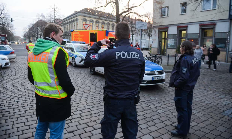 La policía alemana encuentra un paquete con explosivos en un mercadillo navideño