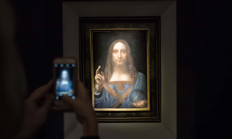 Museo Louvre de Abu Dabi expondrá cuadro más caro de la historia