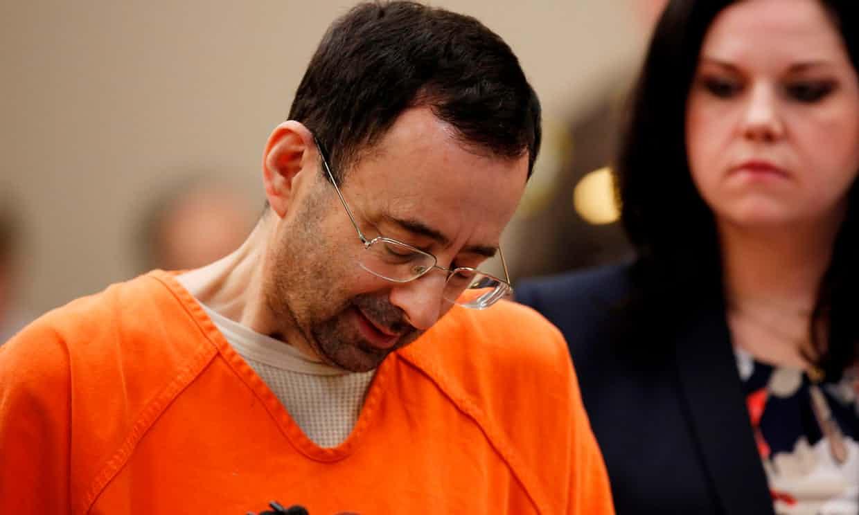 60 años de cárcel para el médico que abusó de gimnastas estadounidenses