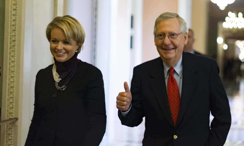 Senado de Estados Unidos aprobó la reforma fiscal del presidente Donald Trump