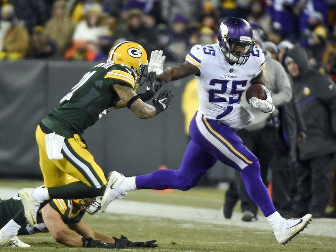 Vikingos ganó por blanqueada a Packers