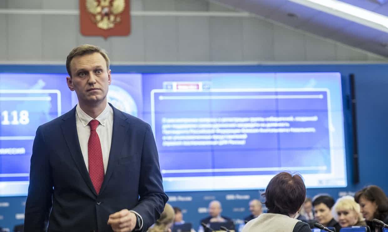 El opositor ruso Navalny fue proclamado candidato aunque no podrá ser elegido