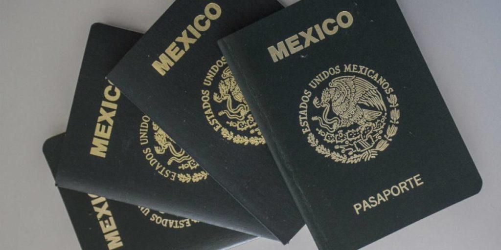 SRE revela precios y descuentos del pasaporte en 2018