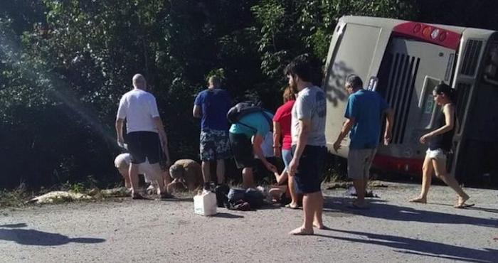 Lamenta Royal Caribbean accidente de turistas en México