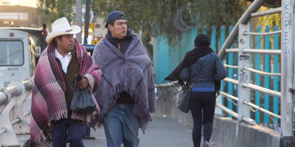 Frente frío dejará temperaturas bajo cero en varios Estados