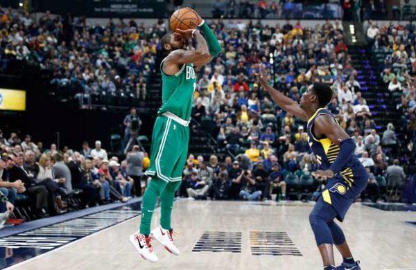 Sensacional triunfo de los Celtics sobre Pacers