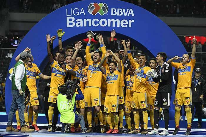 Necaxa vs Tigres, 5 de enero, En Vivo — Liga Mx Femenil