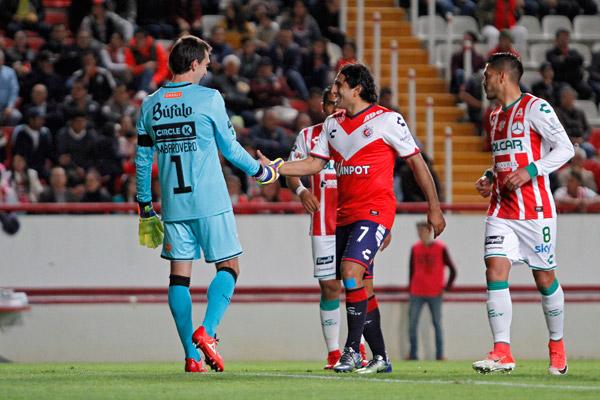 EN VIVO, Jornada 1, Clausura 2018 — Necaxa vs Veracruz