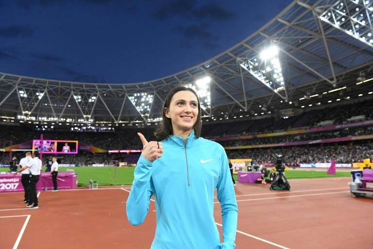 IAAF autorizó a 18 atletas rusos para competir como neutrales