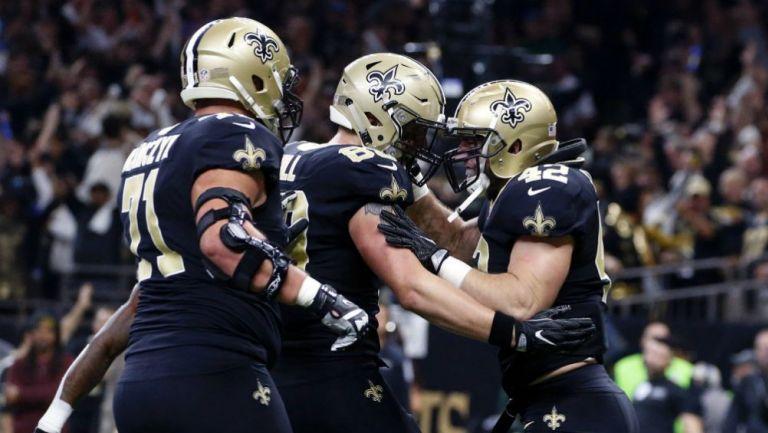 Las claves de la victoria de Saints sobre Panthers