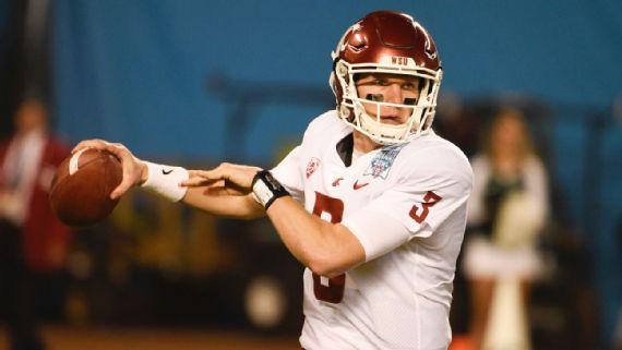 Se suicida quarterback de Washington State