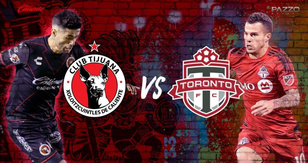Toronto FC y Xolos sostendrán partido amistoso