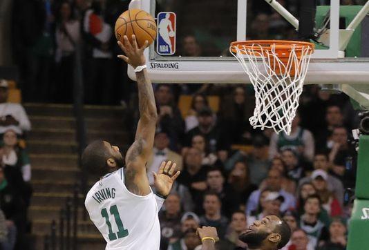 Los Celtics se imponen a los Cavaliers 102-88