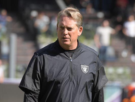Fuentes: Raiders anunciarán contratación de Jon Gruden el martes