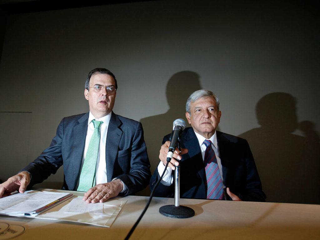Marcelo Ebrard sería coordinador regional de AMLO