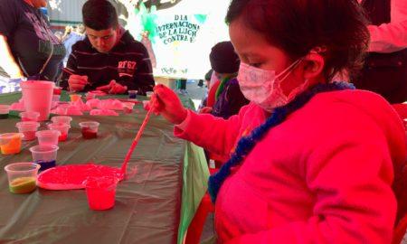 Menores de Baja California, luchan contra el cáncer.