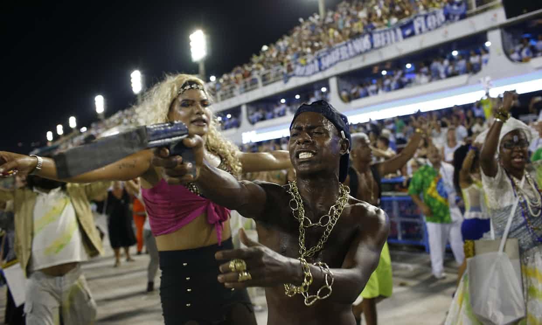 escuela de samba