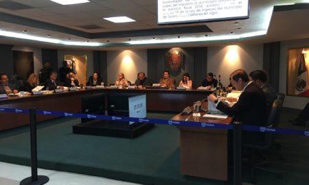 Regidor Pérez asume Comisión de Seguridad