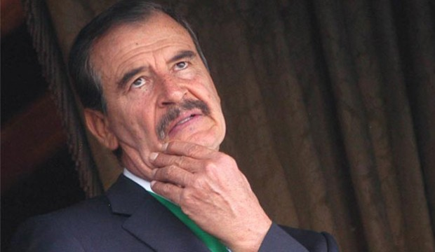 Increpan a Vicente Fox y lo llaman