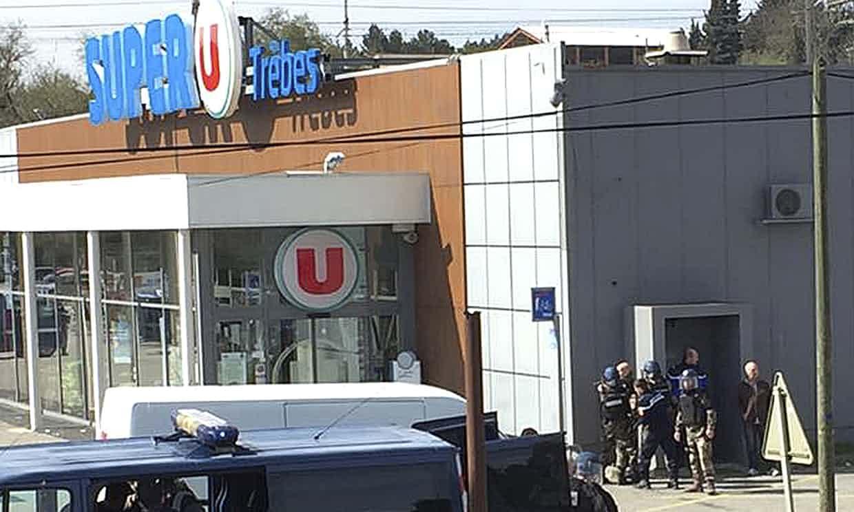 Dos muertos en toma de rehenes — Francia
