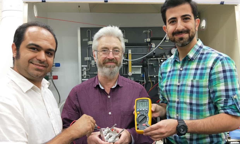 baterías de protones