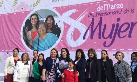 Presidenta de DIF Baja California, Brenda Ruacho