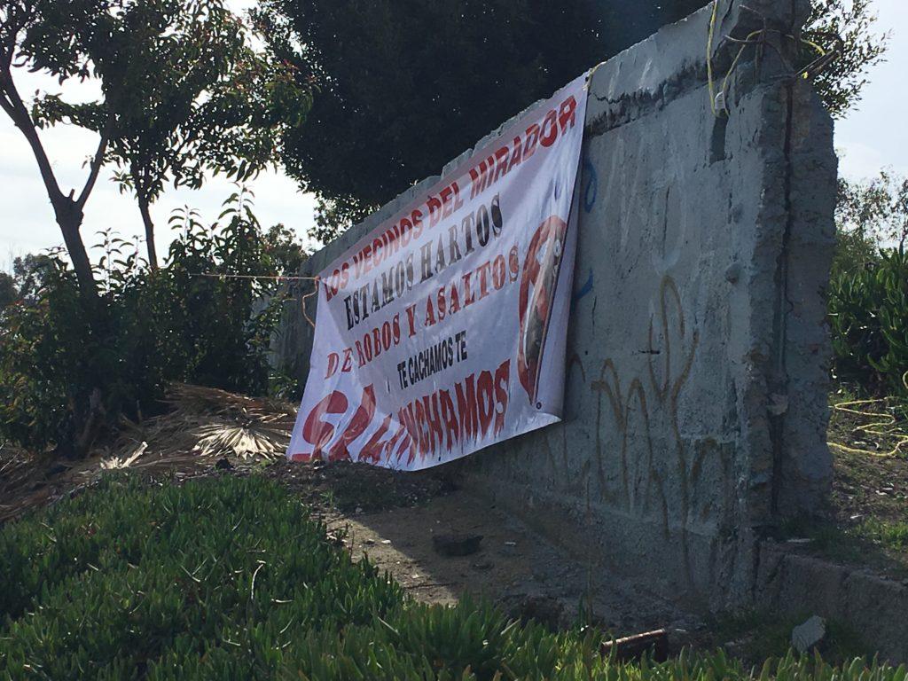 Van a linchar a rateros y asaltantes en Tijuana.