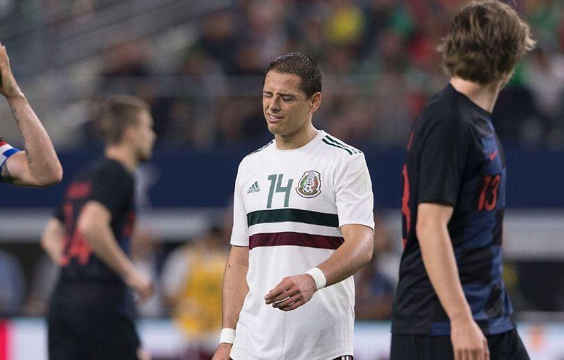 Jugadores del Tri esperan fin a los experimentos de Osorio