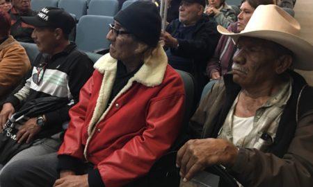 Abuelitos pieden apoyos en Baja California