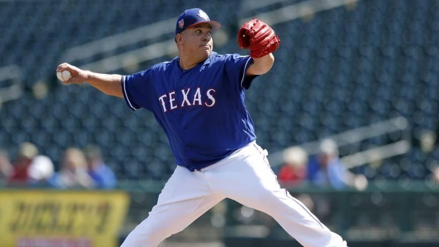 Los Rangers liberaron a Bartolo Colón