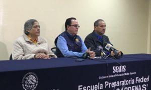 Directivos del Centro Educativo Agua Caliente exigen respuesta del gobieno municipal.