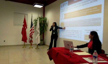 Jovenes se suman a red para impulsar democracia en Baja California