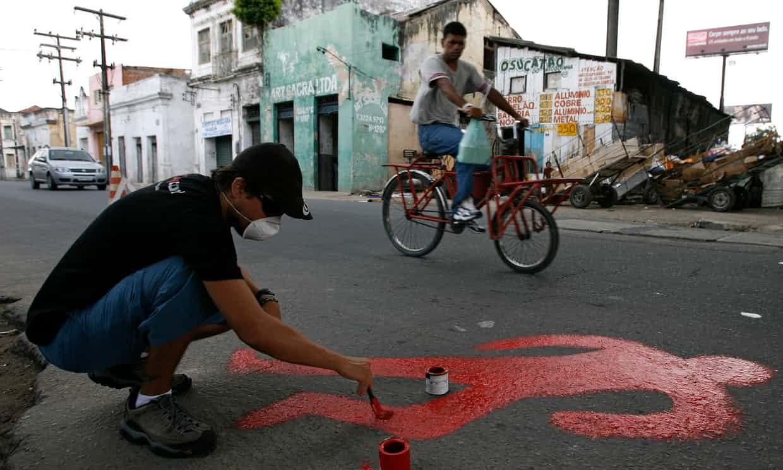 Informe registró a México como segundo país con más homicidios