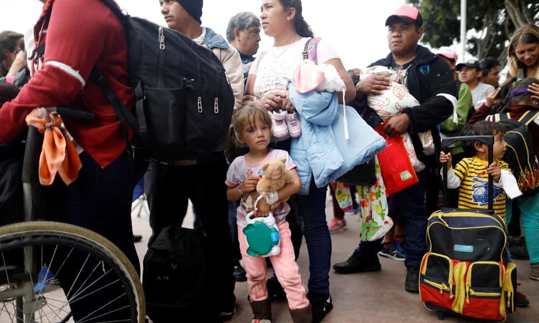 EE.UU no procesará casos de indocumentados en San Ysidrio