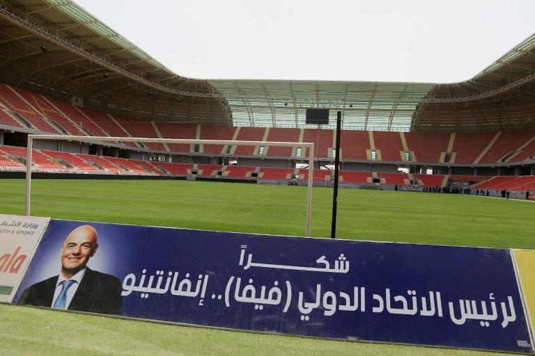 La FIFA no puede evitar que vaya al Mundial
