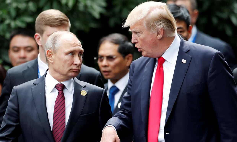 Partido Demócrata demanda a Rusia y campaña de Trump