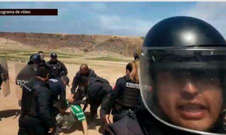Policias agresivos deben ser removidos de sus cargos