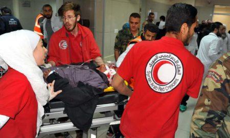 Médicos sirios