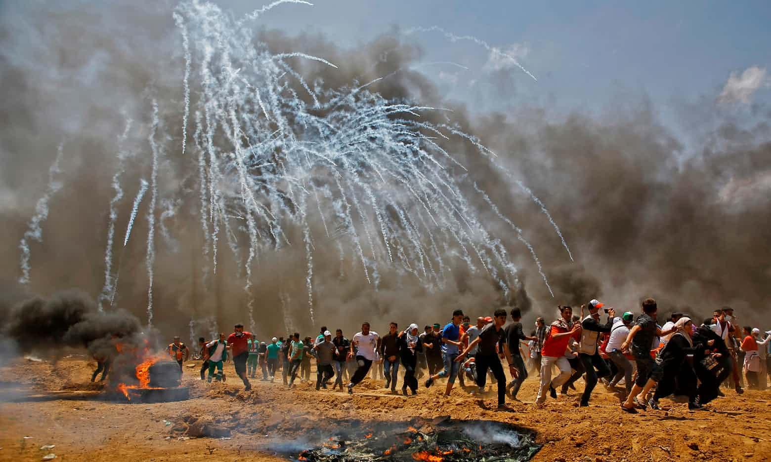 palestinos