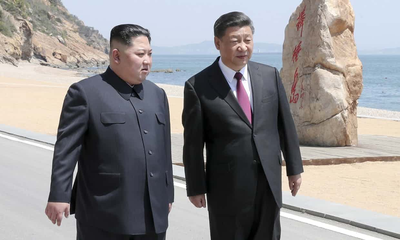 Reviran los mandatarios de Irán y Corea del Norte a Donald Trump