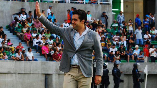 Marcelo Leaño, nuevo técnico del Necaxa