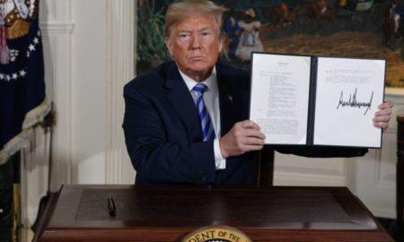 acuerdo nuclear de Irán