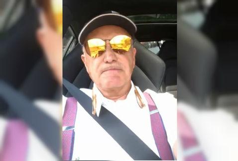 Odio vivir en México, sus autoridades me dan asco: Ferriz de Con